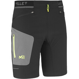 Millet LTK Speed Long Shorts Men noir/tarmac